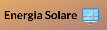 banner energia solare